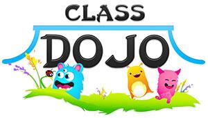 Click to login to Class Dojo