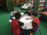 Wensum Junior School: working as historians